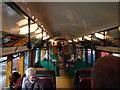 TQ5787 : View inside the 1938 train by Robert Lamb