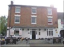 SP2055 : Patisserie Valerie, Stratford on Avon by Kenneth  Allen