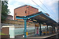 NZ3568 : North Shields metro station by hayley green