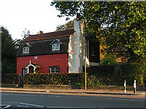TQ4077 : Poplar Cottage, Charlton by Stephen Craven