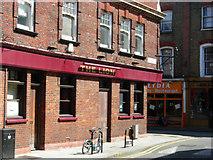 TQ3386 : The Lion, Stoke Newington by Stephen McKay