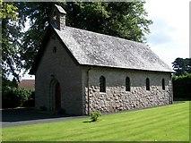 J3630 : St Colman's (CoI) Church, Tullybrannigan Road by Eric Jones