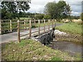 NS3976 : New bridge, National Cycle Route 7 by Richard Webb