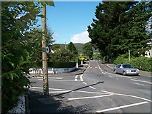 J3630 : The junction of Tullybrannigan Road with Green Hill Park and Shan Slieve Drive by Eric Jones