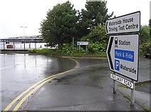 C4416 : Railway Road, Derry / Londonderry by Kenneth  Allen