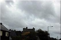 SH5831 : Harlech Castle by Trevor Harris