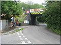 TQ0287 : Denham Golf Club Railway Station by Shaun Ferguson