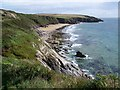 SW8531 : View From Coastal Path by Geoff Pick