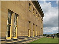 NZ0878 : Belsay Hall - south front (2) by Mike Quinn