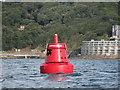 SX4551 : Queen's Ground port hand buoy by Mel Landells