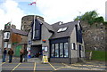 SH7877 : RNLI Station & Museum, Conwy Quay by N Chadwick