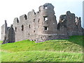 NY7914 : Brough Castle by Colin Smith