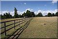 TL9059 : Paddock fencing at West Lodge by Bob Jones