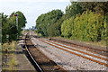 TG4102 : Reedham station photo-survey (4) by Andy F