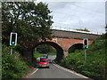 SJ8275 : Corbishley Railway Bridge by Glyn Drury