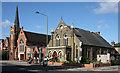 TQ2591 : Finchley Methodist Church by Martin Addison