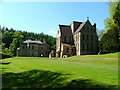 NZ1198 : Brinkburn Priory by William Stafford