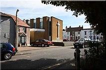 TR3752 : Chapel in West Street, Deal by John Salmon