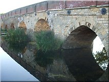 TL1351 : Great Barford bridge by Barry Ephgrave