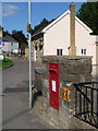 SY4793 : Bridport: postbox № DT6 38, St. Andrew's Road by Chris Downer