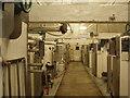 TQ4110 : Harveys Brewery - Fermentation room by Paul Gillett