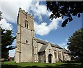 TL9991 : All Saints, Snetterton, Norfolk by John Salmon