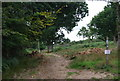 TQ5734 : Tunbridge Wells Circular Path - Eridge Park by N Chadwick