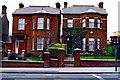 O1637 : Dublin - Housing along Upper Drumcondra Road by Joseph Mischyshyn
