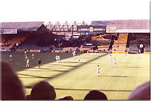 TG2407 : Main Stand, Carrow Road by Martin Thirkettle