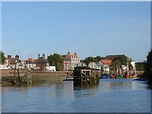TF3243 : Nearing Boston Town on the Witham by Ian Paterson