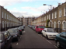 TQ3581 : Havering Street, E1 by Danny P Robinson