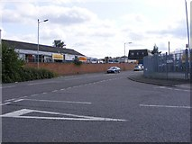 SO9596 : Trinity Road Junction by Gordon Griffiths