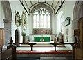 TL6706 : All Saints, Writtle, Essex - Sanctuary by John Salmon