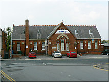 SU1484 : Former Clifton Street Schools, Radnor Street, Swindon by Brian Robert Marshall