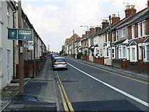 SU1484 : William Street, Swindon by Brian Robert Marshall