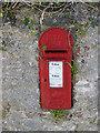 SM9137 : George V postbox, Rhosycaerau by Pauline E