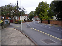 TL7205 : High Street, Great Baddow by Adrian Cable