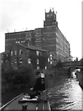 SJ9587 : Goyt Mill, Marple by Alan Murray-Rust