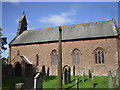 NY0703 : Viking cross in Gosforth churchyard by John Lord