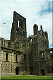 SE2536 : Kirkstall Abbey by Richard Buck