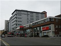 SZ0991 : BU Executive Business Centre by Keith Edkins