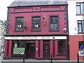 G8839 : The Market Bar, Manorhamilton by Kenneth  Allen