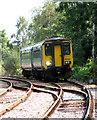 TM4796 : Unit 156422 approaching Somerleyton station by Evelyn Simak