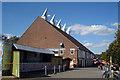 TQ6747 : Bell 5 Oast House, Beltring Hop Farm, Beltring, Kent by Oast House Archive
