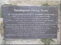 NT2872 : Duddingston Curling Tower by M J Richardson