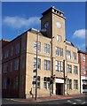 NZ2787 : Ashington Town hall by David Clark