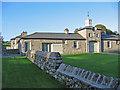 SD5376 : Home Farm, Dalton Hall by Ian Taylor