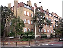 TQ3680 : Acorn Estate (part), Rotherhithe Street, London, SE16 by Chris Lordan