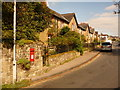 ST8522 : Shaftesbury: postbox № SP7 43, Bimport by Chris Downer
