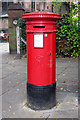 SJ4066 : Victorian Post Box,  Chester by Gordon Cragg